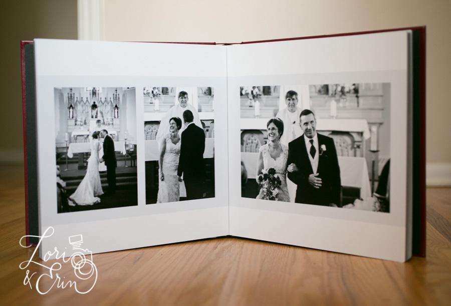 Rochester NY Wedding, Wedding Albums