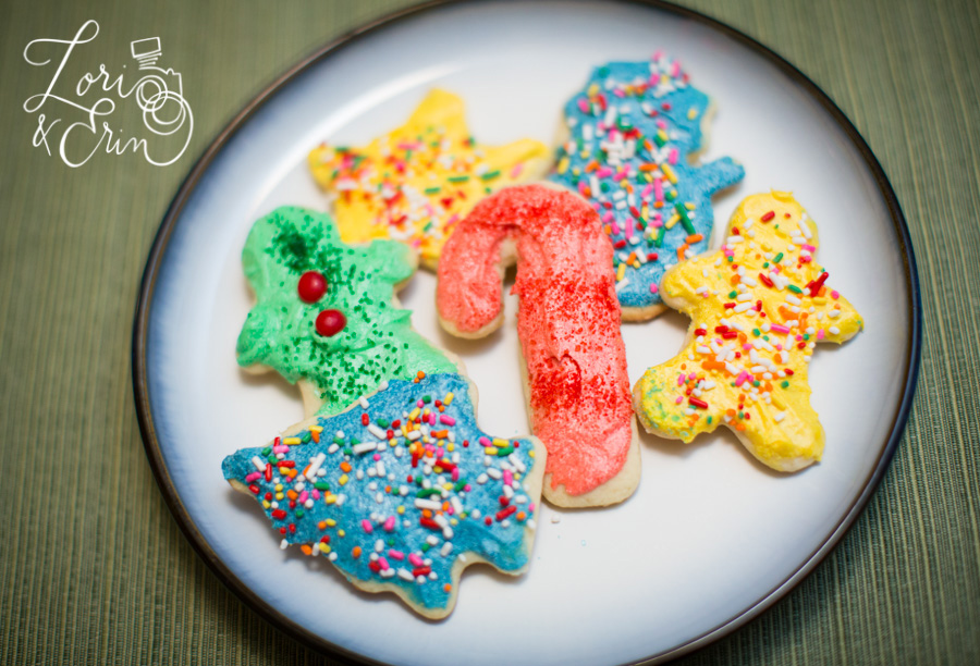 Rochester NY Photography, Christmas Cookies