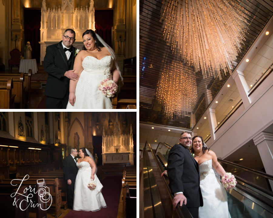Chapel Hill Rochester NY Wedding Photograph
