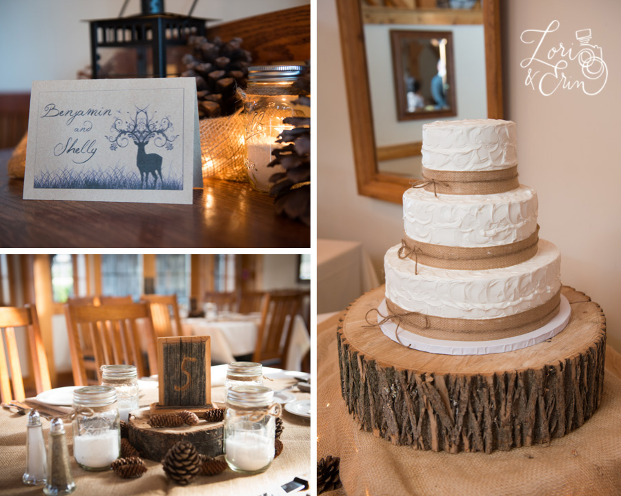Timberlodge Banquet Facility Wedding Photography