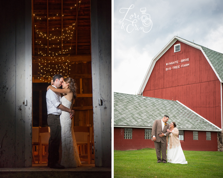 Wingate Barn Livonia NY, Barn weddings rochester ny