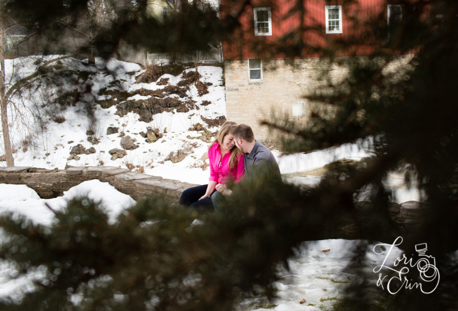 honeoye falls engagement session