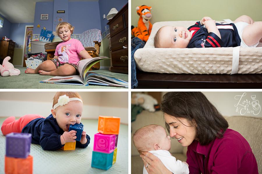 indoor kids photos