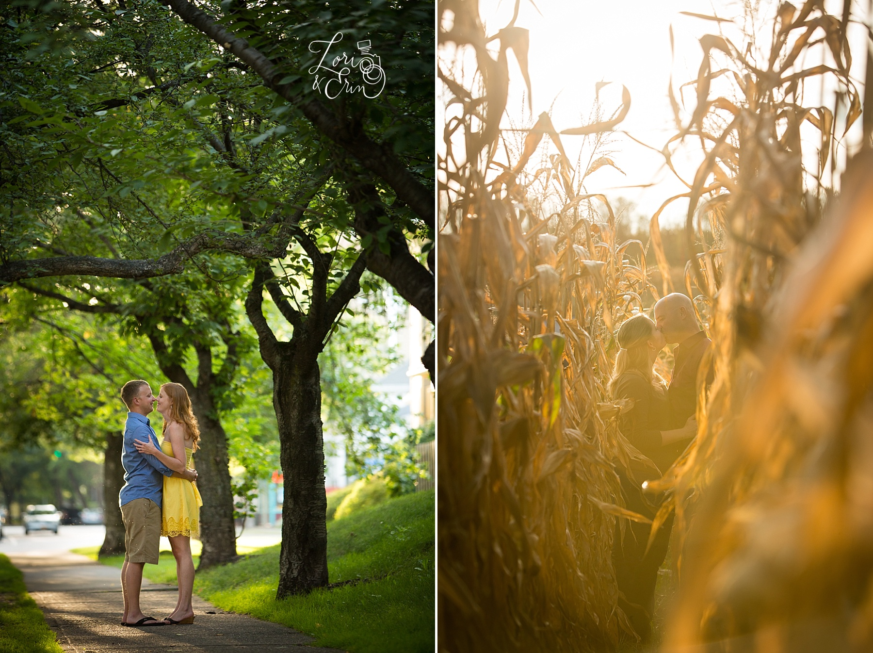 Rochester NY Engagement Photography