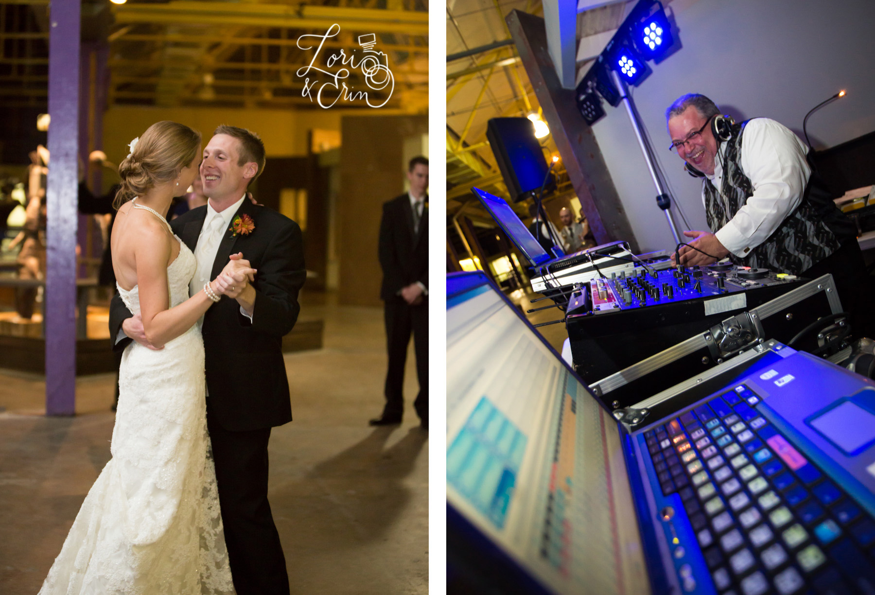 Q Music Productions wedding DJ Rochester NY