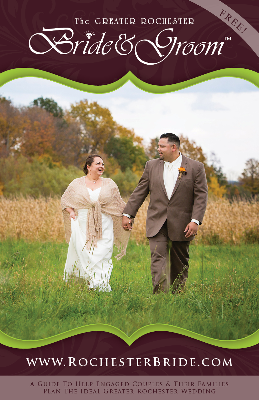 Rochester Bride & Groom Cover