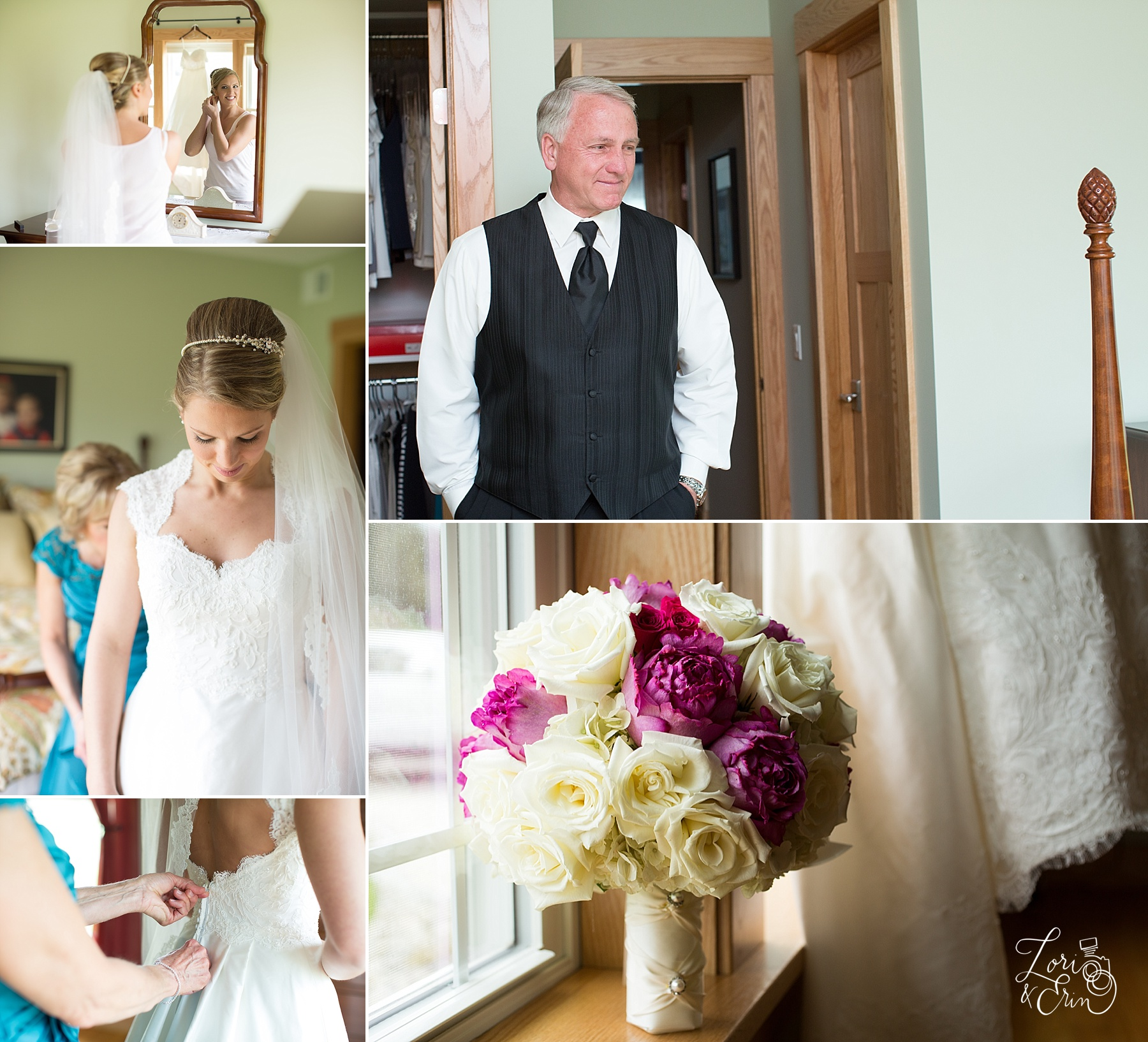 getting ready, syracuse ny wedding photography