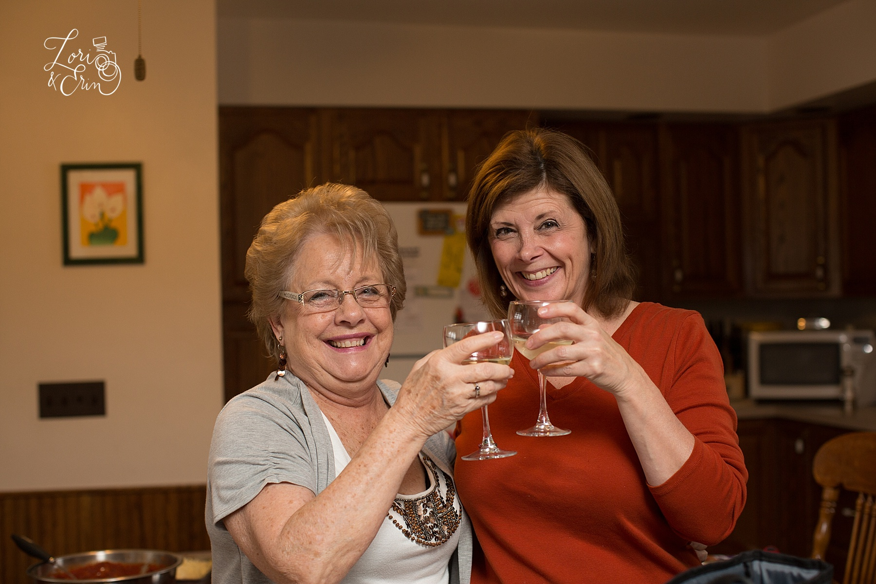 My Momma, and Gram... enjoying life :)