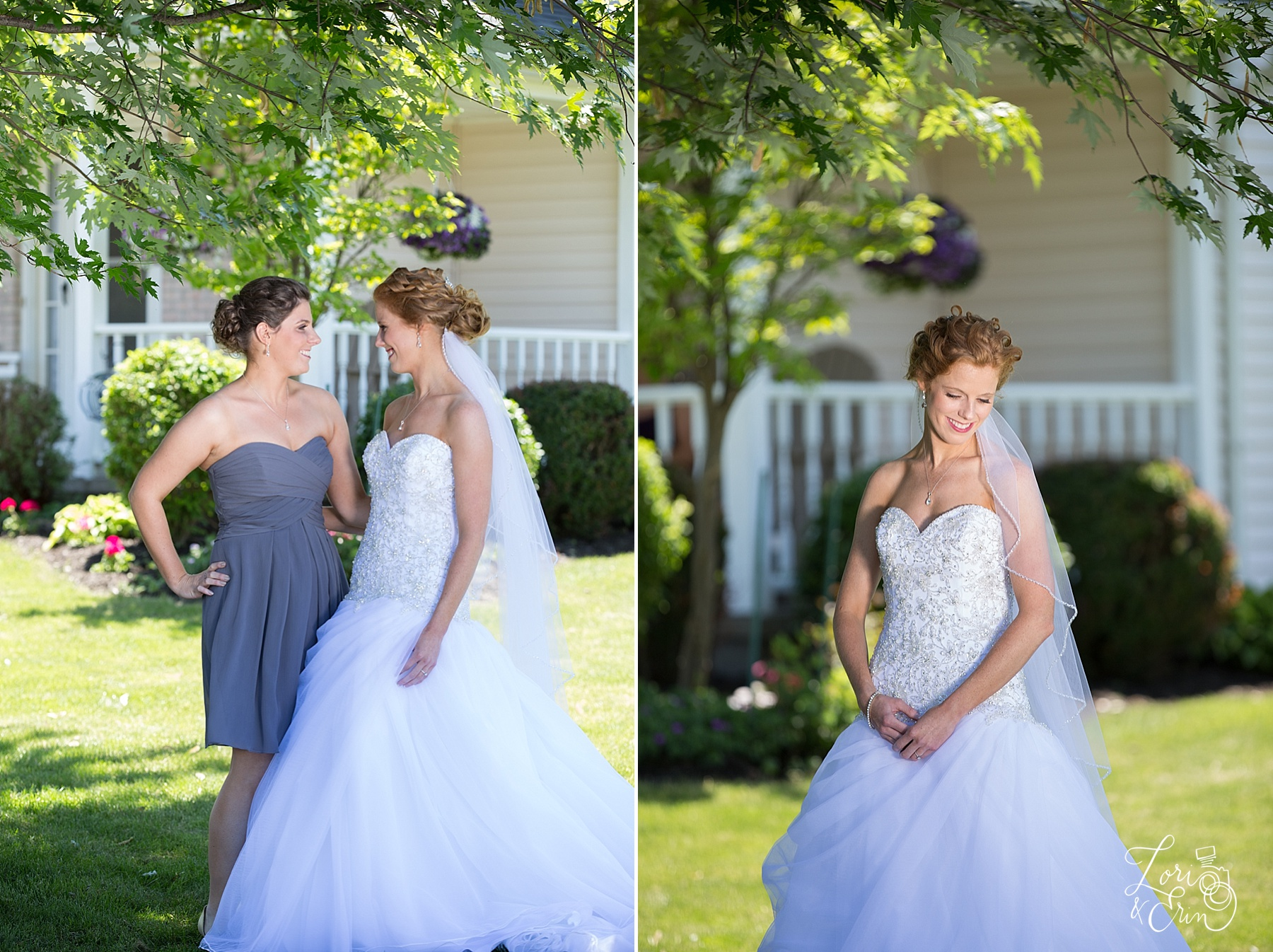 Rochester NY Wedding Photography, Lori & Erin Photography