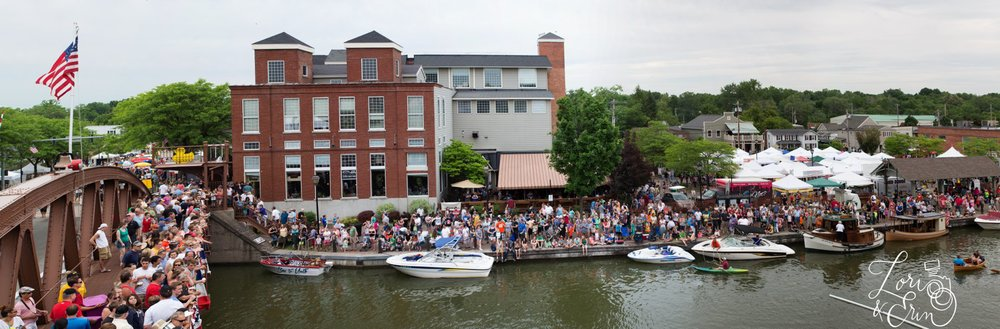 canal days,fairport ny,
