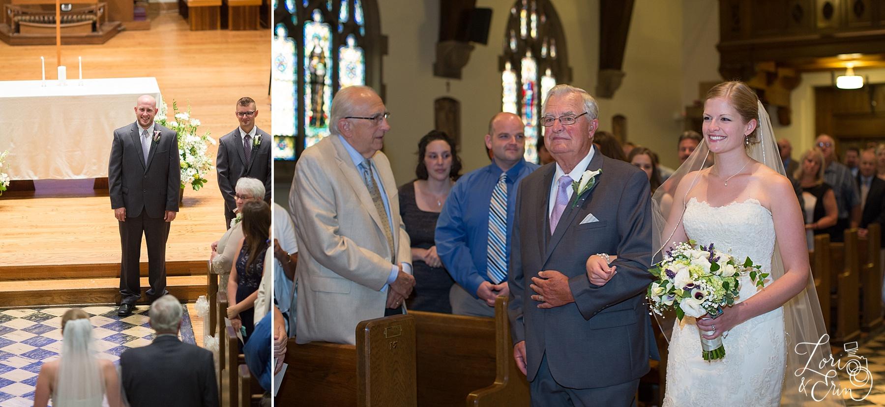 Nazareth Chapel Wedding Photographs, Rochester NY Wedding Photography