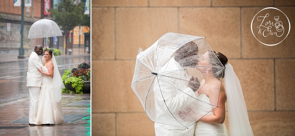 Who knew Kate and Bert's favorite images would come from the rainy streets of Rochester!