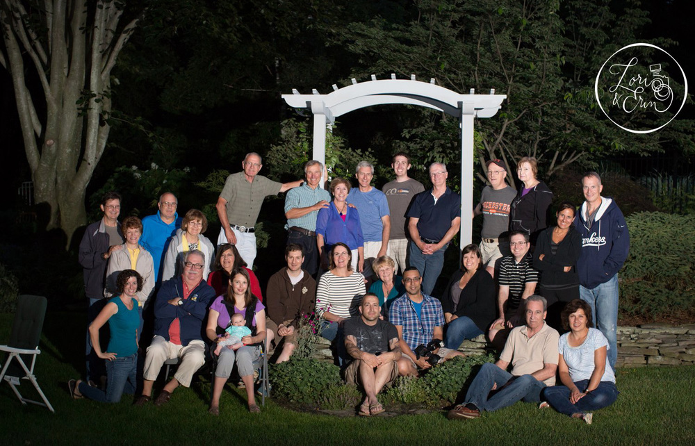 Group shot from the GRPP Summer Picnic in 2014