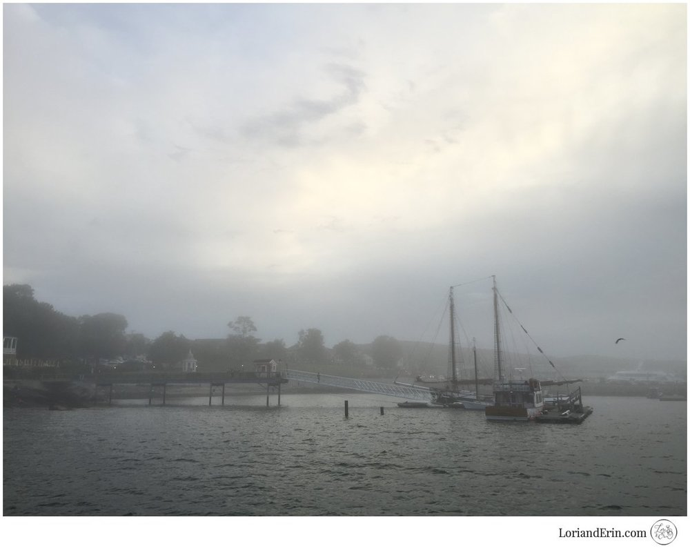 Foggy Bar Harbor
