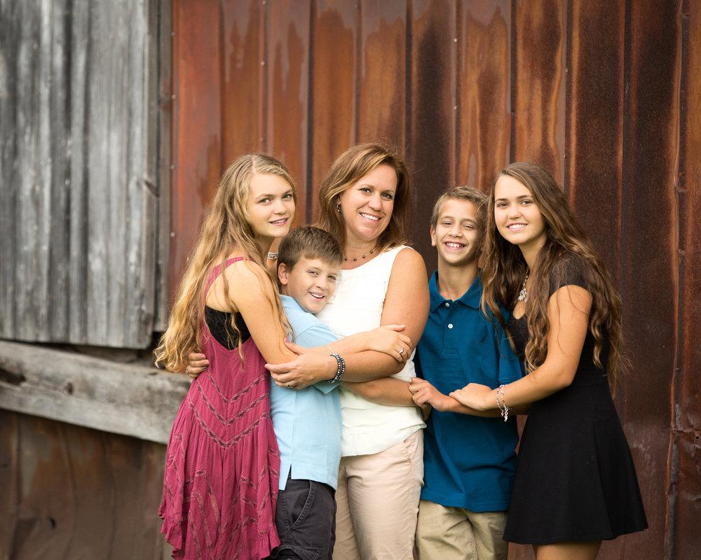 family portraits rochester ny