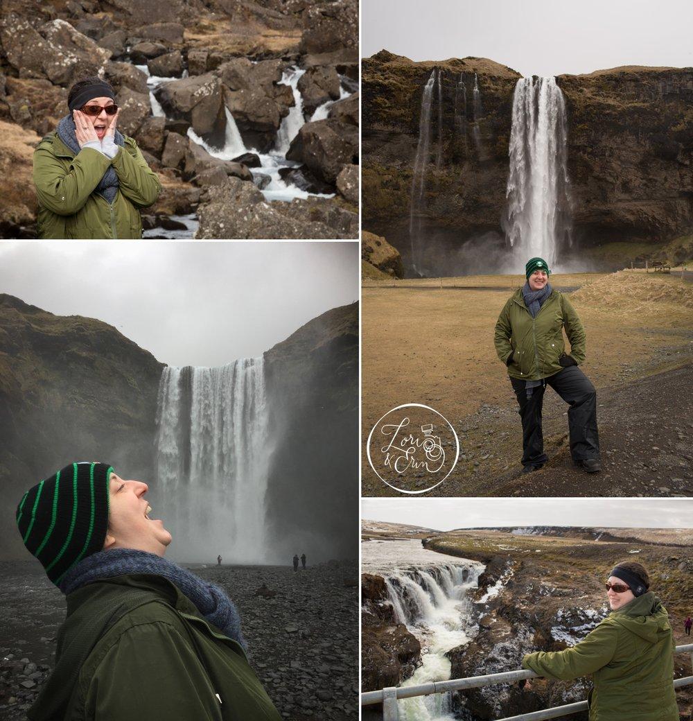 Lisa, The Waterfall Hunter