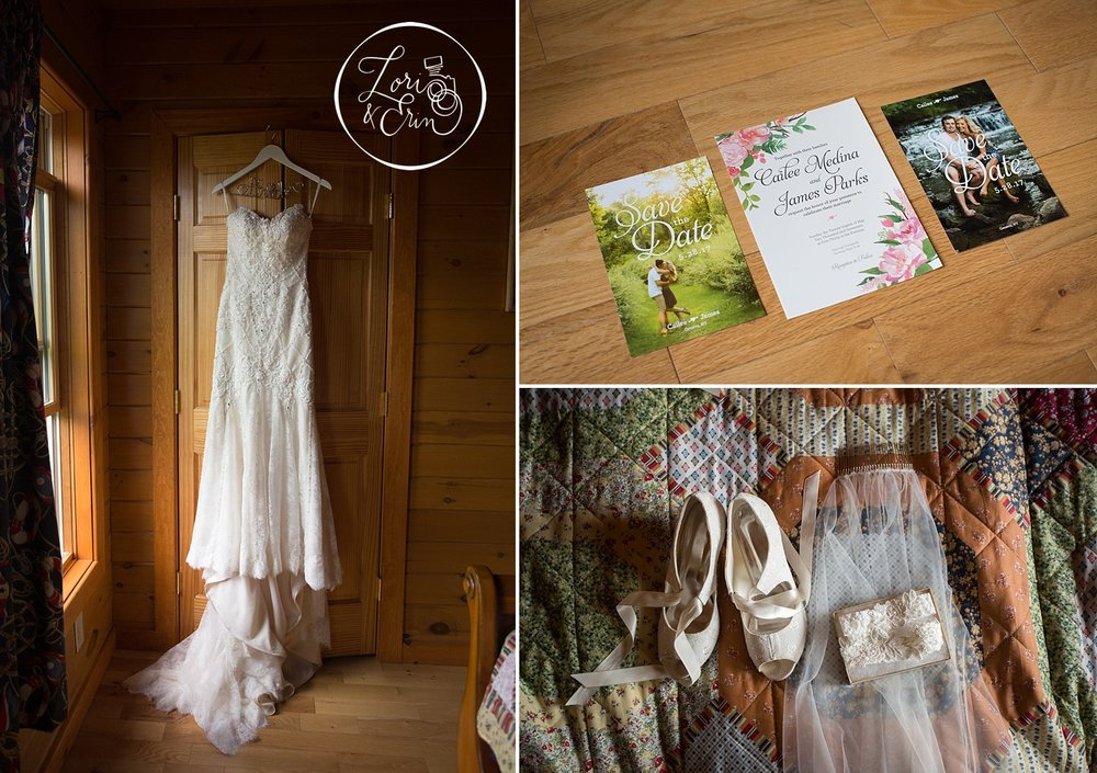 rustic wedding at Ventosa Vineyards in Geneva, NY