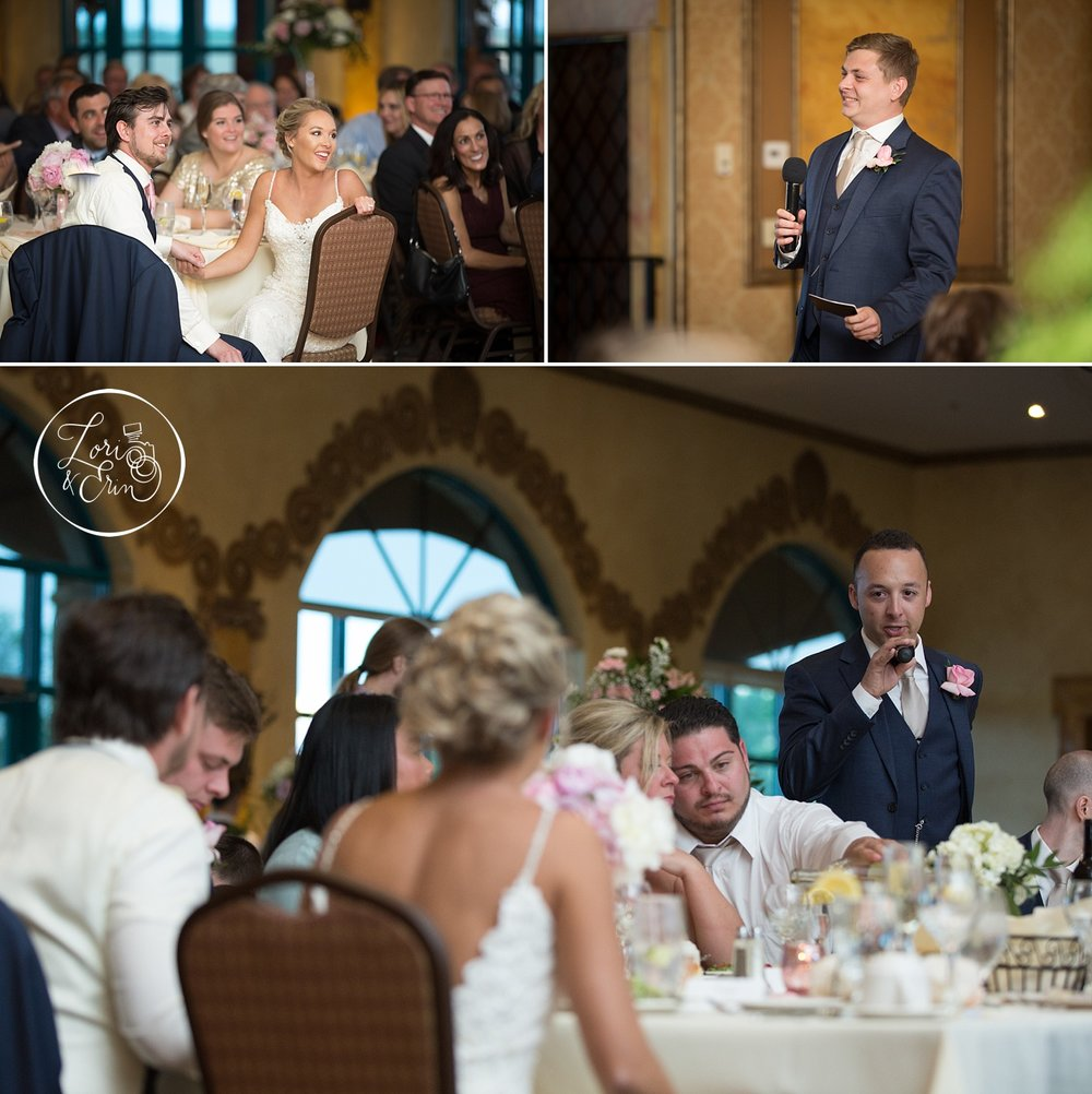 rustic wedding at Ventosa Vineyards, Geneva, NY | Lori & Erin Photography, Rochester, NY