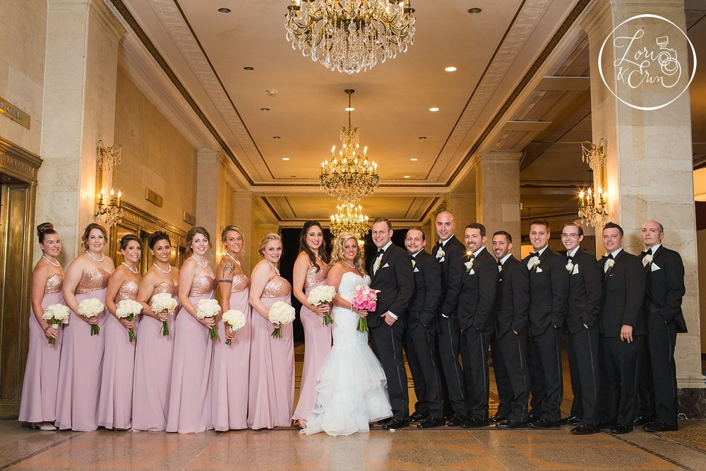 Statler City Wedding
