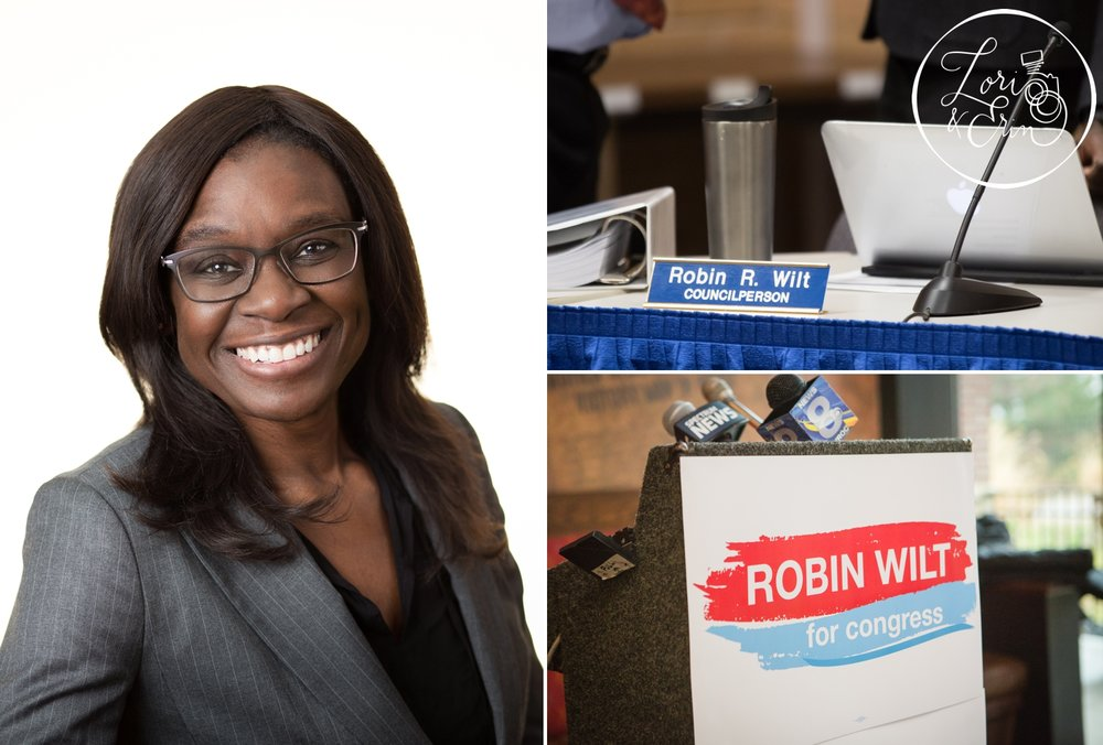 Robin Wilt goes from Brighton Town Council to Congress hopeful