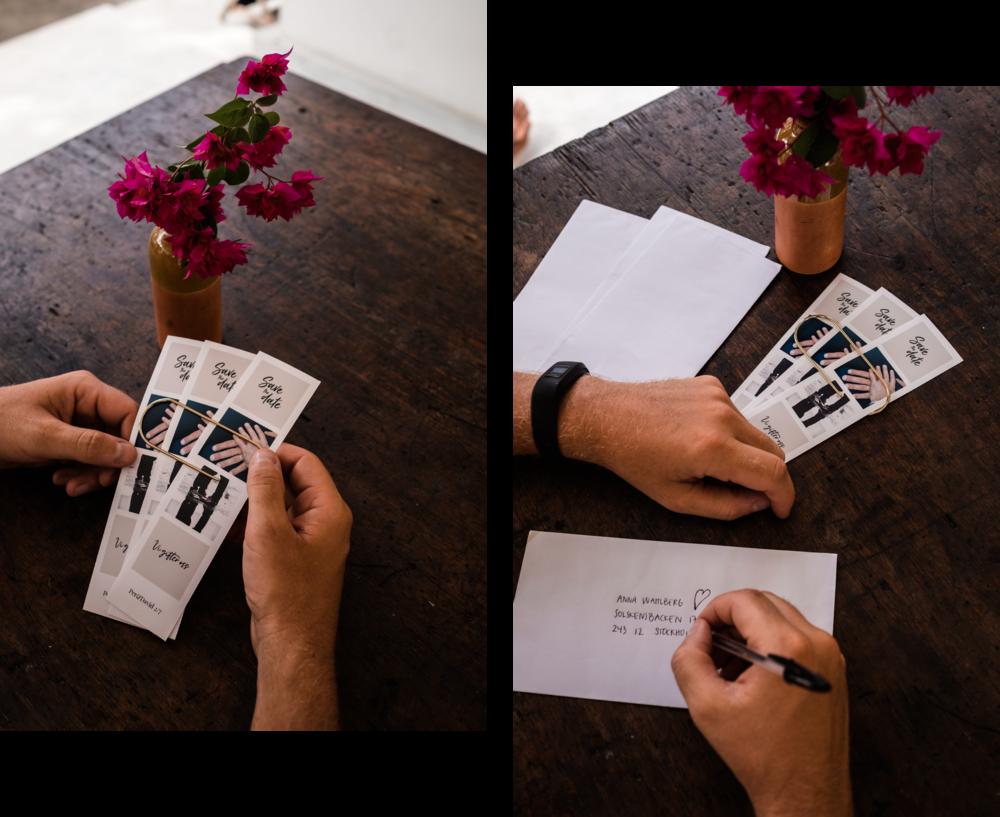 Obs! Kuvert medföljer ej   . Vi rekommenderar DL-kuvert (220x110mm).