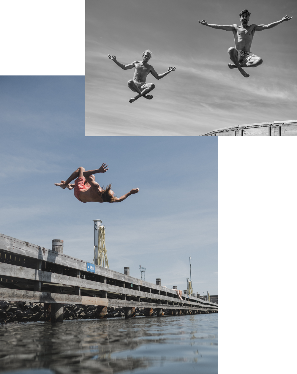När du fotar : Ta många bilder på samma objekt men i olika vinklar. På så sätt skapar du härliga bildserier fulla av minnen men som lika mycket skapar visuellt vackra berättelser av din sommar.