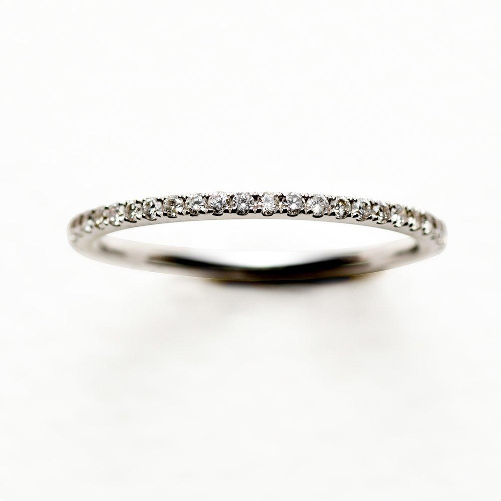PETIT OLIVIA RING 17.500 NOK. 18 kt gold with diamonds