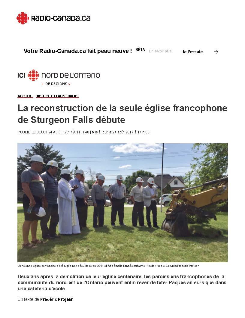 La reconstruction de la seule église francophone de Sturgeon Falls débute _ ICI.Radio-Canada_Page_1.jpg