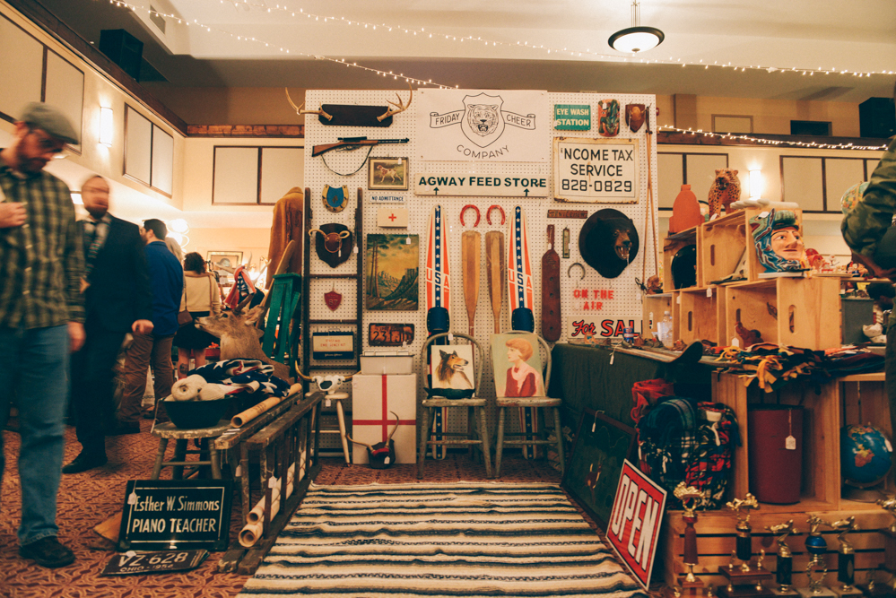 Wavy Alabaster x Pittsburgh Vintage Mixer