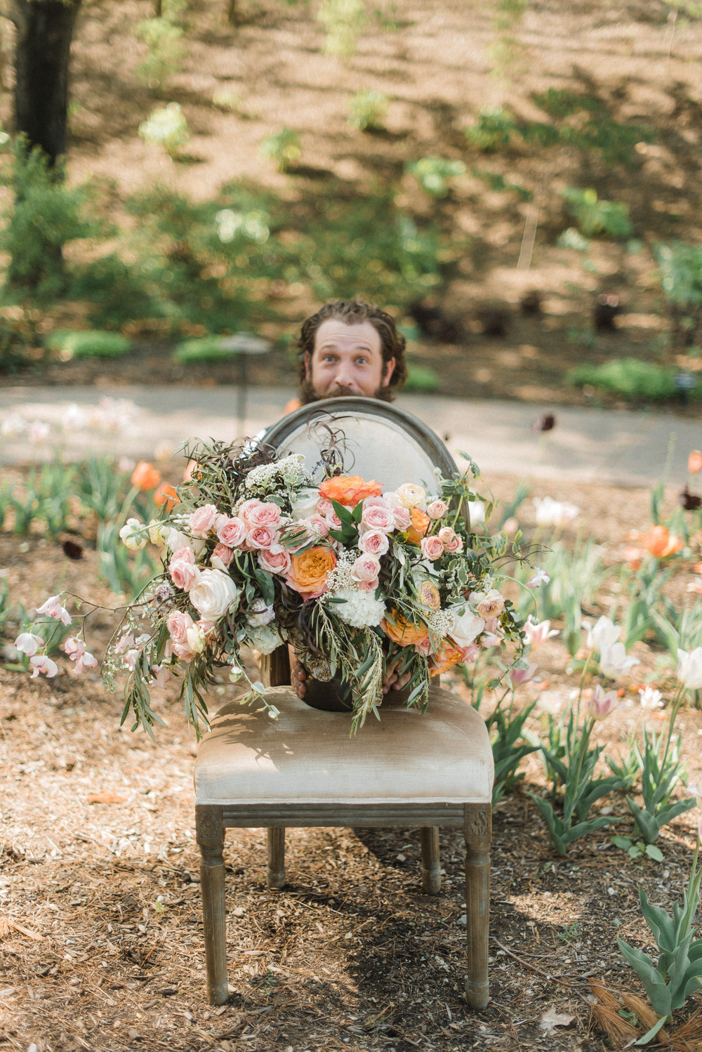 Wavy Alabaster x Renoir Inspired Picnic Shoot