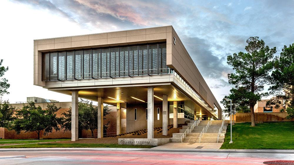 ALVIDREZ ARCHITECTURE   EPCC Architecture Building   2017 | Honor Award
