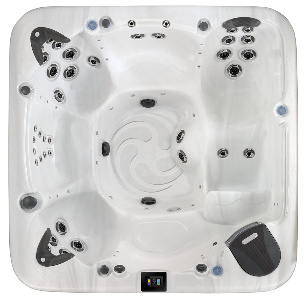 Innovation in Every Detail See for Yourself. - Whether it's diminishing the stresses of everyday life, healing a sports injury, relieving aching joints and stiff muscles due to arthritis or simply helping you achieve a good night's sleep - your AMERICAN WHIRLPOOL® hot tub can help!