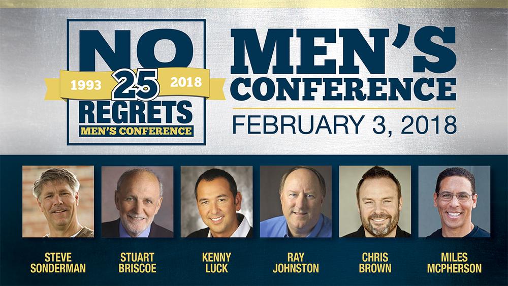 No Regrets Conference 2018