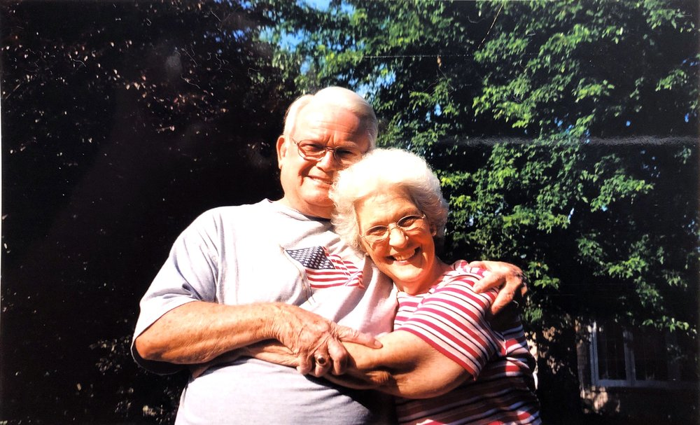 Jim and Ann Owen | Pastor barrett's grandfather and late paternal grandmother.