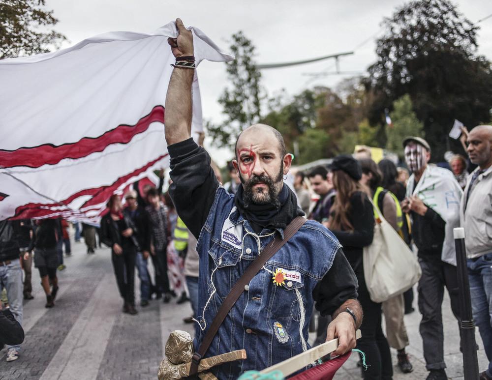 Marches des Indignés