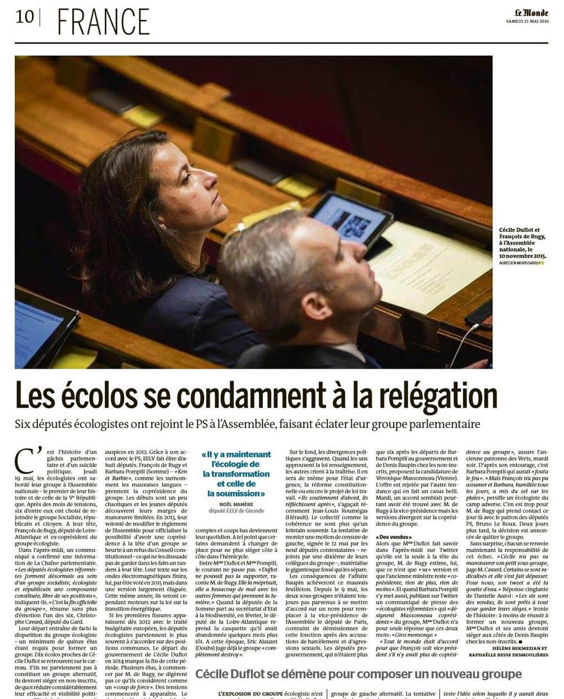 Le Monde - 21 mai 2016 © Aurélien Morissard.jpg