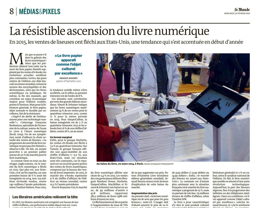 Le Monde - 24 février 2016 © Bruno Levesque.jpg