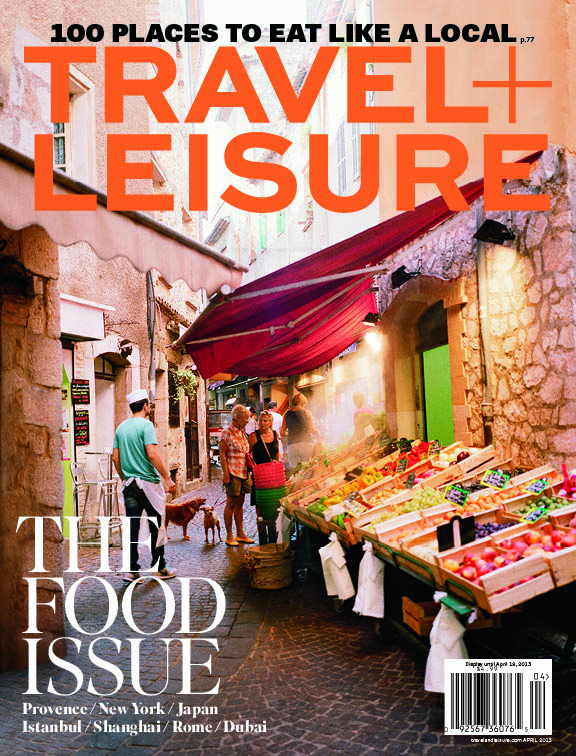 Here is the cover from a story I shot this summer in Provence.  It was an amazing trip full of sand, sea and salty tomatos!