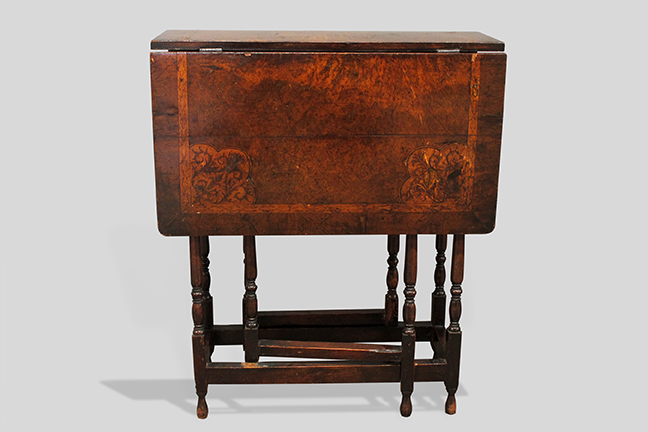 expo chicago 2014 highlight a 19th century gateleg table the