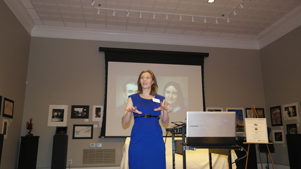 Erika Holst, Curator of Collections, Springfield Art Association