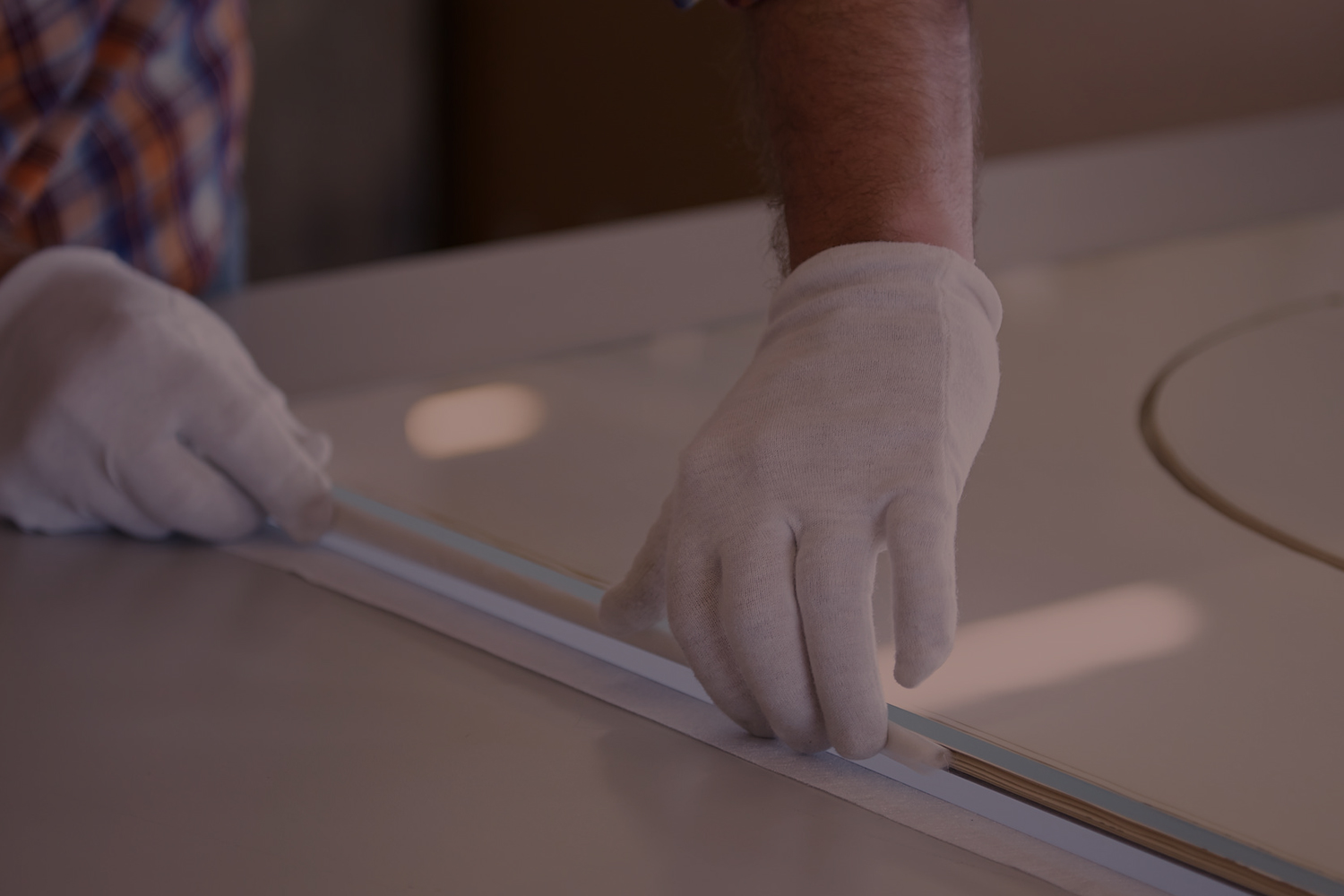 Framing and Display — The Conservation Center