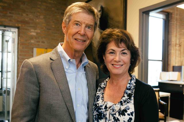 Bill Lear, Sharon Lear