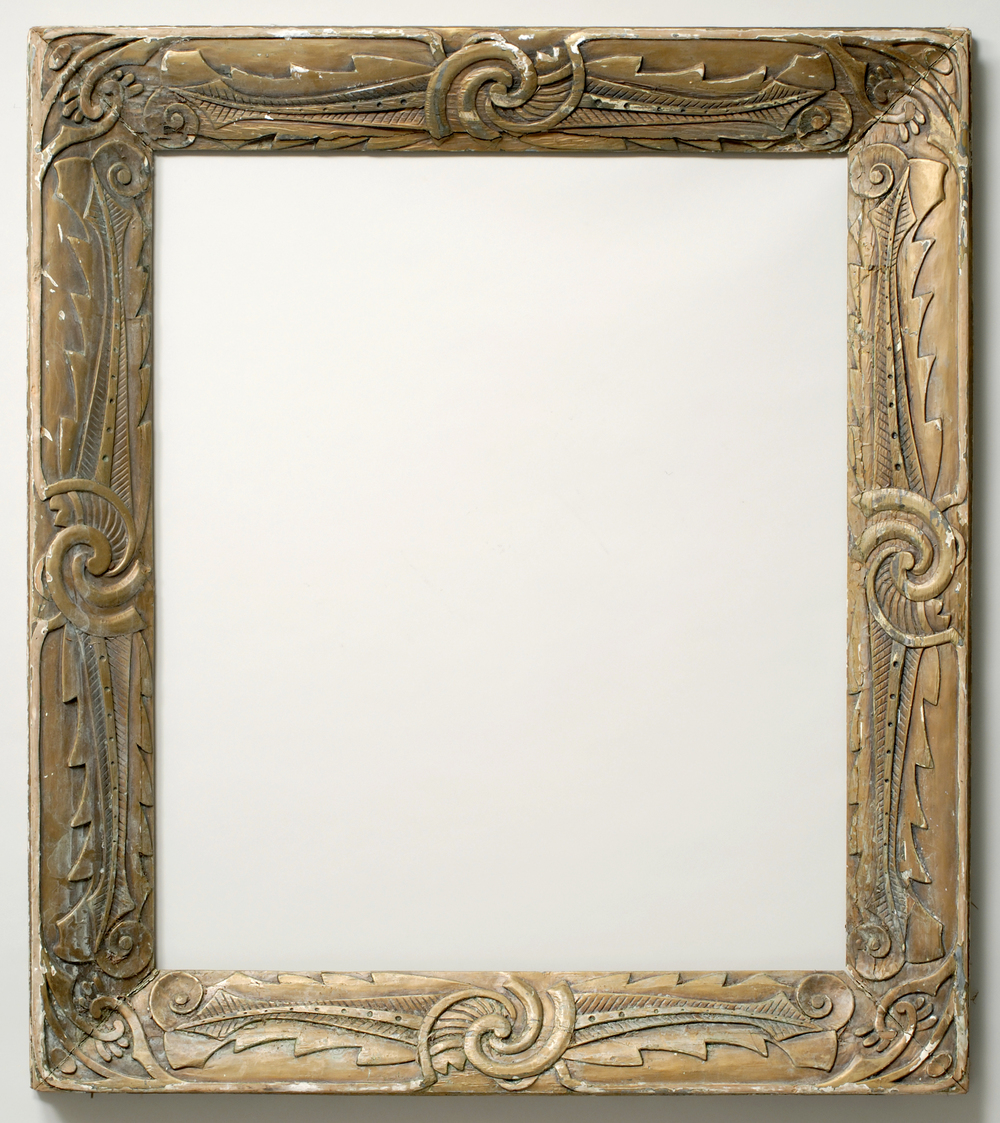 Frames and Gilding — The Conservation Center