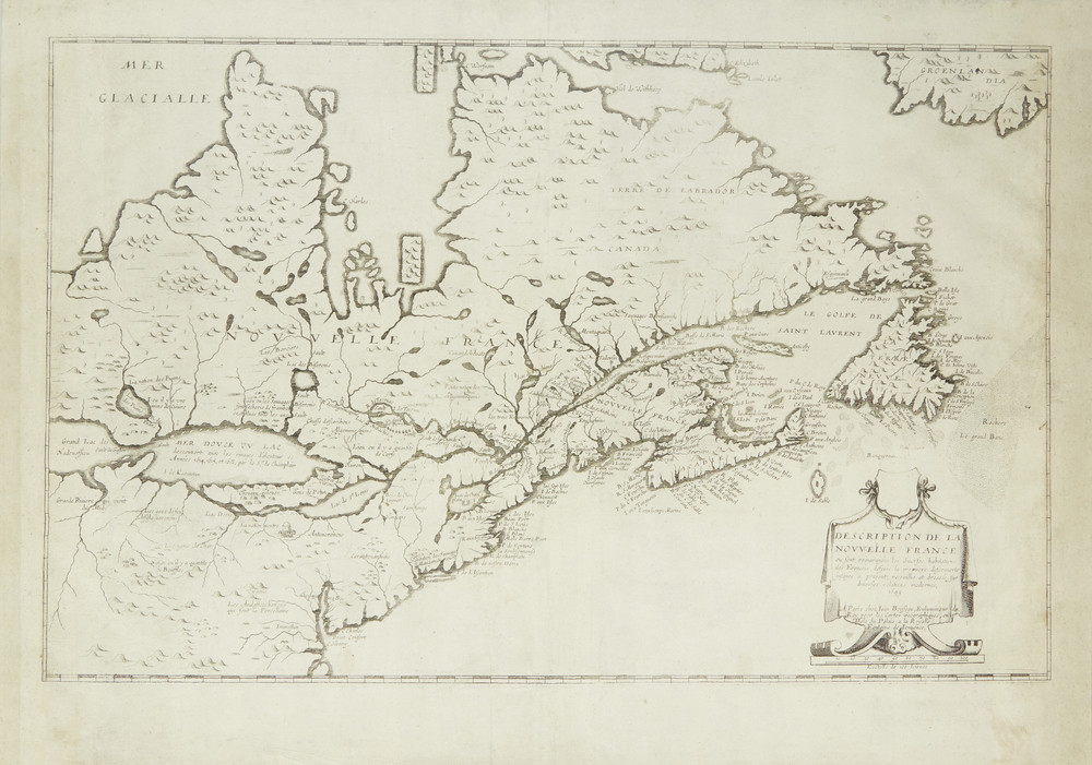 When Lake Michigan was Lac des Puans: The Cartographic Origins of ...