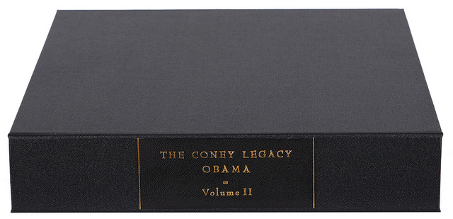 Clamshell box of Book II.