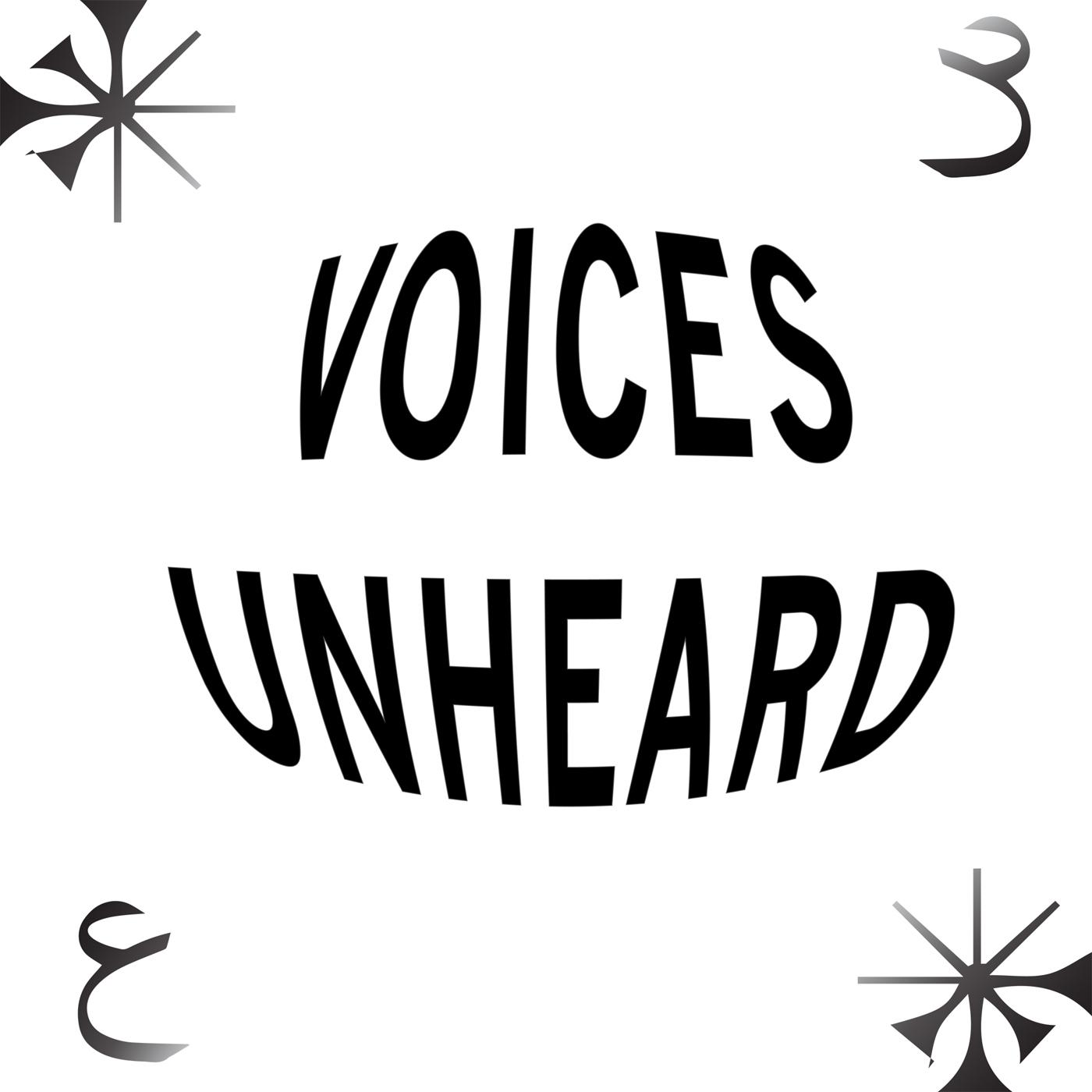 Voices Unheard - Rasha Elass