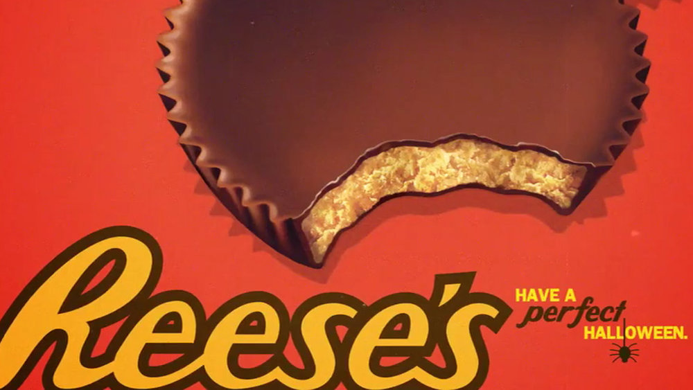 Reeses  commerical