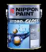นิปปอน ไฮโดรกลอส สีสูตรน้ำชนิดฟิล์มสีเงาปลอดภัยต่อสุขภาพและสิ่งแวดล้อมสำหรับงานไม้และเหล็กภายใน