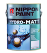 นิปปอน ไฮโดรแมต สีสูตรน้ำชนิดฟิล์มสีด้านปลอดภัยต่อสุขภาพและสิ่งแวดล้อมสำหรับงานไม้และเหล็กภายใน