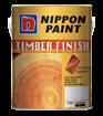 นิปปอน ทิมเบอร์ ฟินิช NIPPON TIMBER FINISH สีย้อมไม้ ชนิดฟิล์มสีโปร่งแสงโชว์ลายไม้